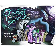 Boast Busters : MLP FIM Title card series  Poster