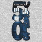 50 Years Tardis by drwhobubble