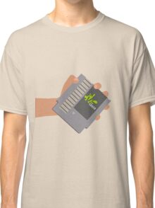 Vsauce outro NES cartridge Classic T-Shirt