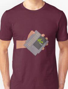 Vsauce outro NES cartridge T-Shirt