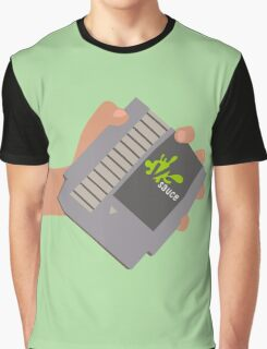 Vsauce outro NES cartridge Graphic T-Shirt