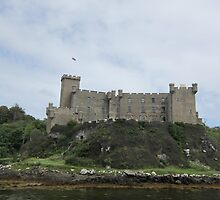 Dunvegan Castle by jmnicolson