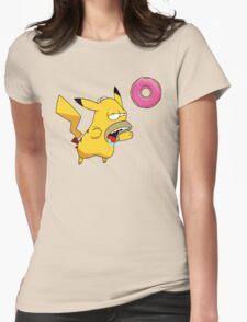Homer-chu Womens Fitted T-Shirt