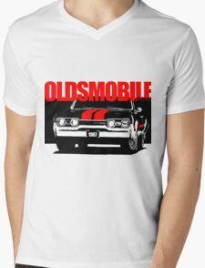 1967 Oldsmobile 442 Mens V-Neck T-Shirt
