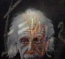 Albert Einstein by ARTito