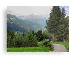 Carinthia, Austria, Metal Print
