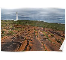 Cape Leeuwin Lighthouse 2 Poster