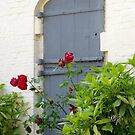 The Blue Door by AnnDixon