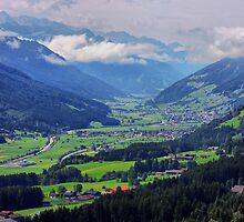 Carinthia, Kärnten, by Daidalos