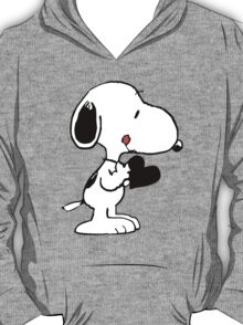Snoopy's heart  T-Shirt