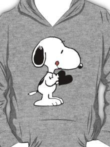 Snoopy's heart  T-Shirt