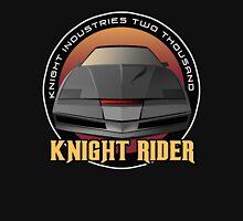 Knight Rider Logo KITT Car Unisex T-Shirt