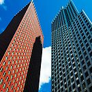 Skyscrapers by pahas