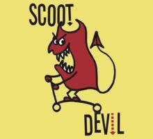Scoot Devil (Large) Kids Clothes