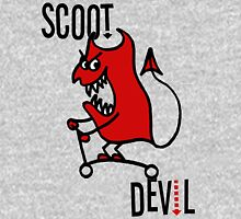 Scoot Devil (Large) Unisex T-Shirt