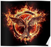 Mockingjay Hungergames Poster