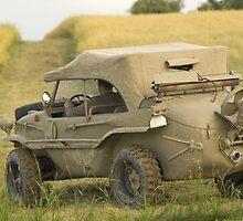 VW Typ 166 Schwimmwagen 1943 #1 by Stefan Bau