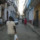 walking cuba by rtomasarnau