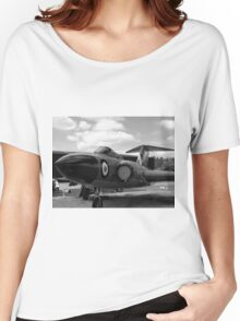 Gloster Javelin F(AW)9 aircraft Women's Relaxed Fit T-Shirt