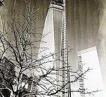 9/11 Freedom Tower by Karmyn Tyler Cobb