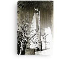 9/11 Freedom Tower Canvas Print