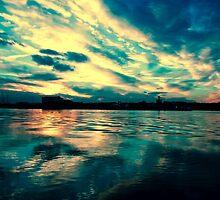 Blue Sky by Stafnmar