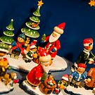 Christmas decoration by pahas