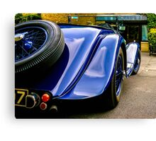Perfect Form (Aston Martin) Canvas Print