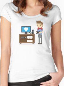 Nerd 4 Life Women's Fitted Scoop T-Shirt