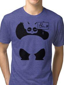 Genma Saotome Tri-blend T-Shirt