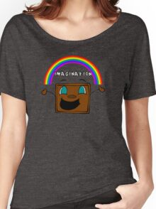 Imagination | Tiny Box Tim | Markiplier | *NEW INCLUDED* Women's Relaxed Fit T-Shirt