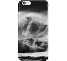 Winter Waves At Pipeline iPhone Case/Skin