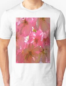 Pink Blossoms  T-Shirt