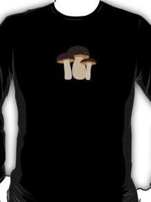 Brown Mushrooms T-Shirt
