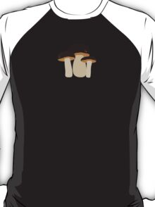 Brown Mushrooms T-Shirt