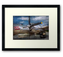 Pilot - Plane - The B-29 Superfortress Framed Print