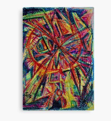 2.003 Canvas Print