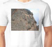 face the rock Unisex T-Shirt