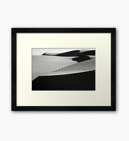 Ships Bow Framed Print