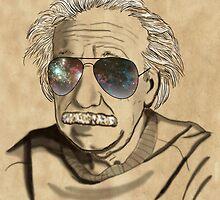 Albert's Sunglasses by eponymon