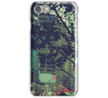 golden rush hour light iPhone Case/Skin