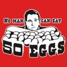 Cool Hand Luke: No man can eat 50 eggs by dutyfreak