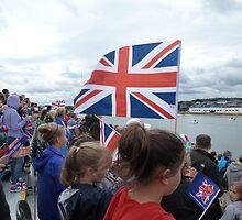 London 2012 Olympics by jredbubble