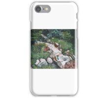 Beekje ~Little brook iPhone Case/Skin