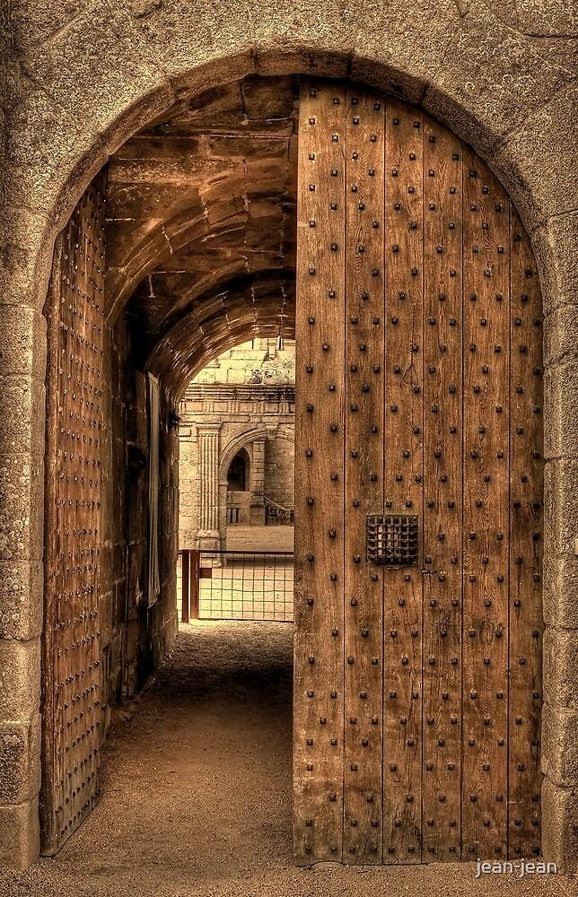a door... by jean-jean