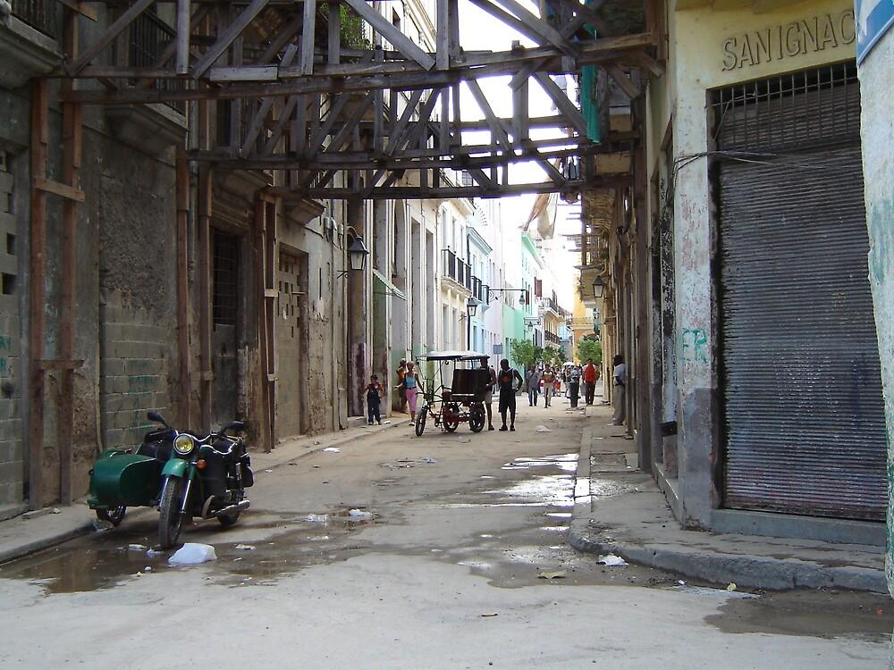 cuba street by rtomasarnau