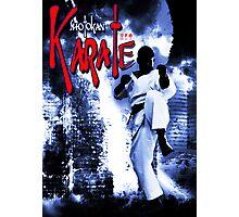 Shotokan Karate  Photographic Print