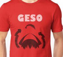 GESO - Shrimp Vs. Squid (Girl) Unisex T-Shirt