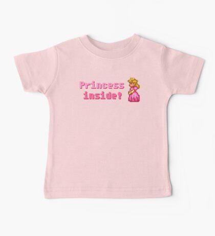 Princess inside! Baby Tee