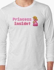 Princess inside! Long Sleeve T-Shirt